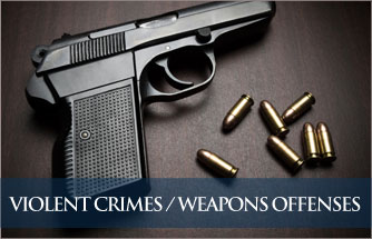 Violent Crimes / Weapons Offenses